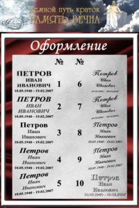 Страница гранит-мрамор оформление 1-10
