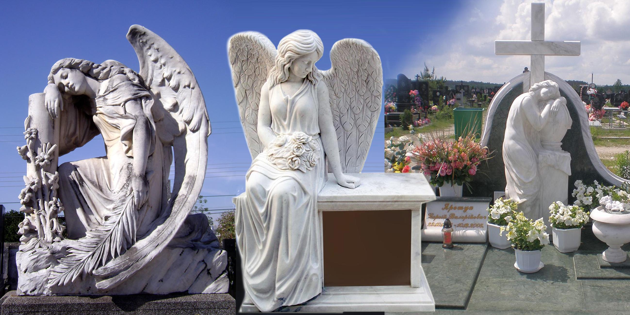Ангел памятники фото 2018 памятники белый бим черное ухо 8 глава